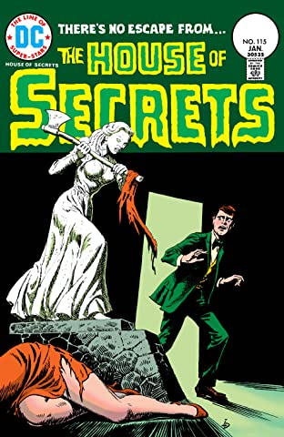 House of Secrets (1956-1978) #115
