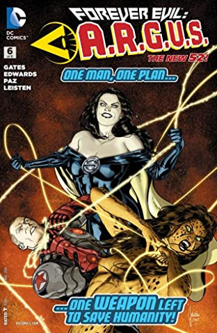Forever Evil: A.R.G.U.S. (2013-2014) #6 (of 6)