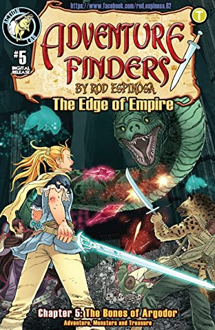 Adventure Finders: The Edge of Empire No.5