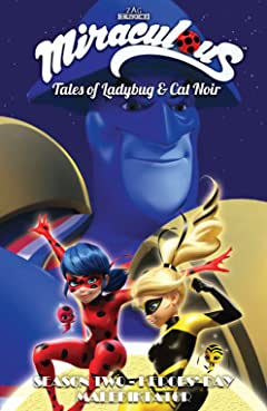 Miraculous: Tales of Ladybug and Cat Noir: Season Two – Heroes' Day
