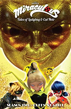 Miraculous: Tales of Ladybug and Cat Noir: Season Two – Queen's Battle