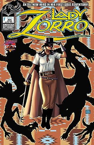 Lady Zorro #1