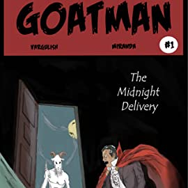 Goatman in the Midnight Delivery #1