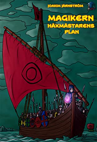 Magikern Vol. 1: Häxmästarens plan