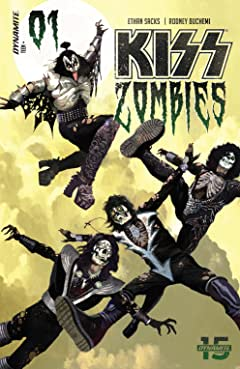 Kiss: Zombies #1