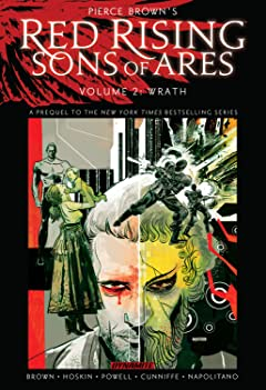 Pierce Brown's Red Rising: Sons of Ares Tome 2: Wrath