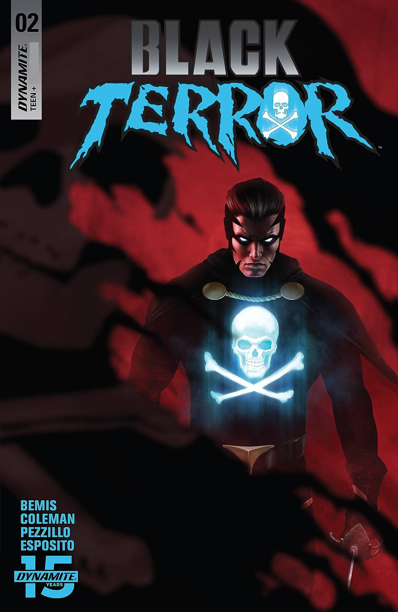 Black Terror (2019-) No.2