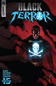 Black Terror (2019-) #2