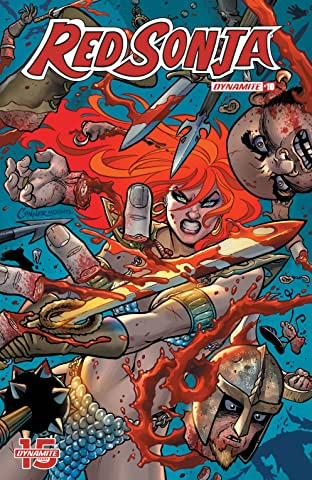 Red Sonja (2019-) No.10