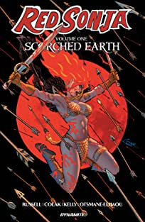 Red Sonja (2019-) Vol. 1: Scorched Earth