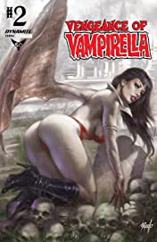 Vengeance of Vampirella #2