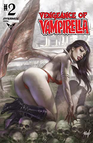Vengeance of Vampirella No.2