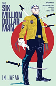 The Six Million Dollar Man (2019-)