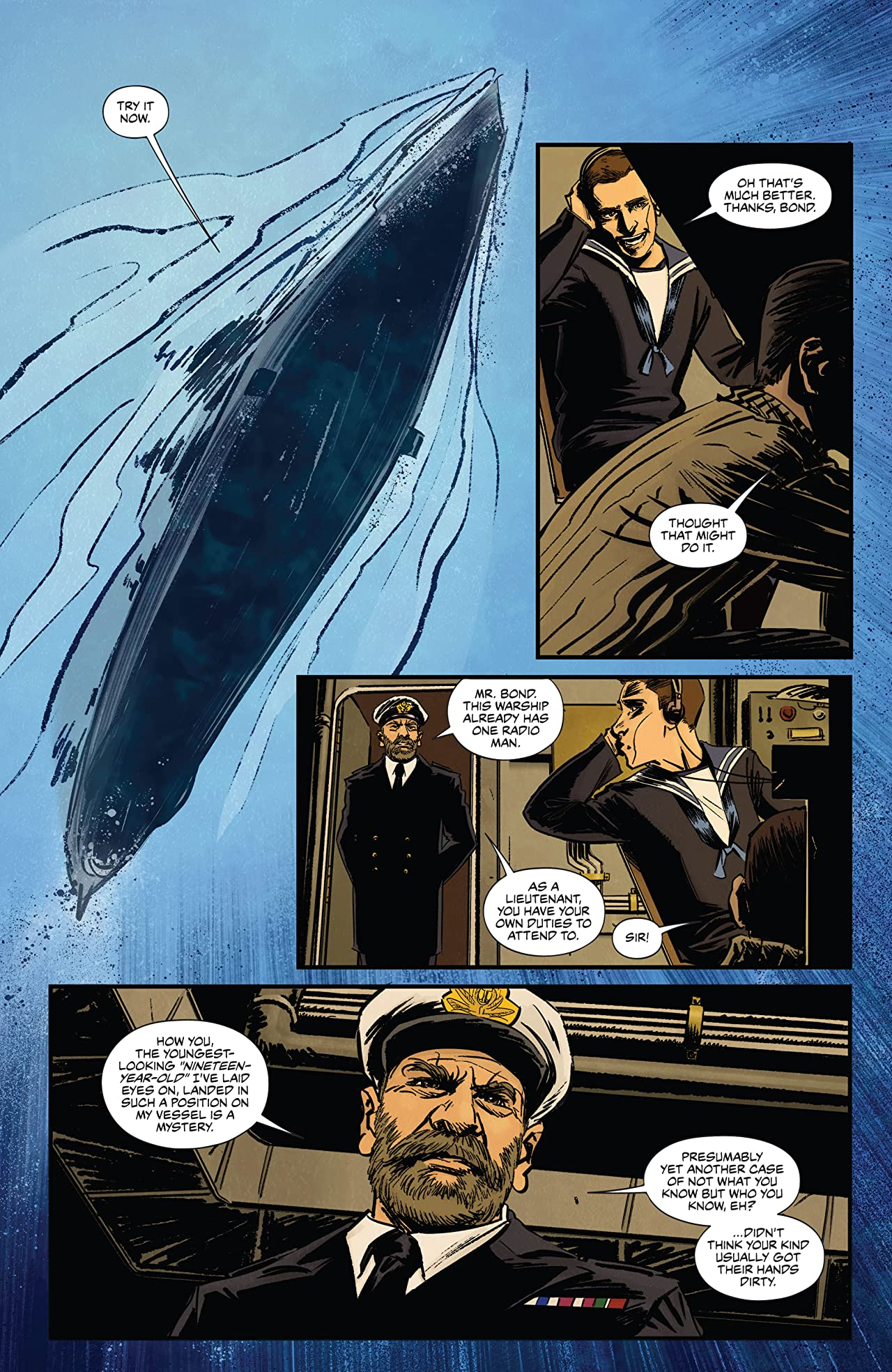 James Bond: Origin Tome 2