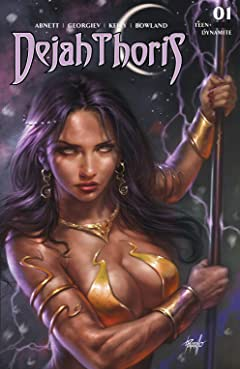 Dejah Thoris (2019-) #1