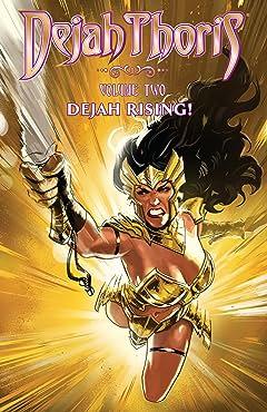 Dejah Thoris Vol. 2: Dejah Rising!