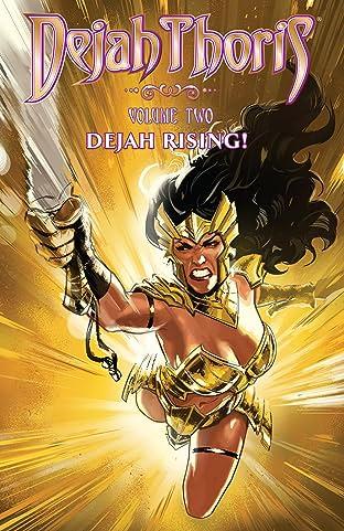 Dejah Thoris Tome 2: Dejah Rising!