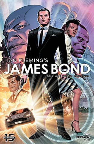 James Bond (2019-) #1