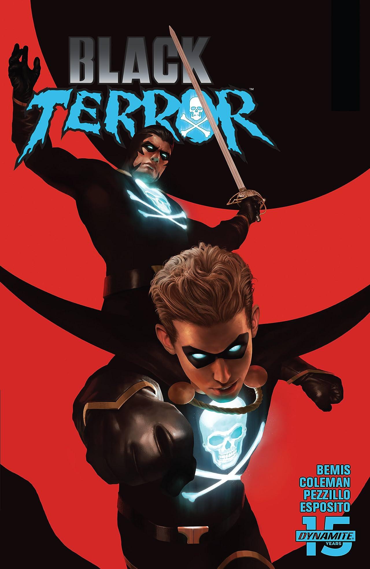 Black Terror (2019-) No.3
