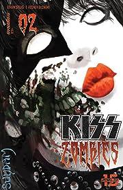 Kiss: Zombies #2
