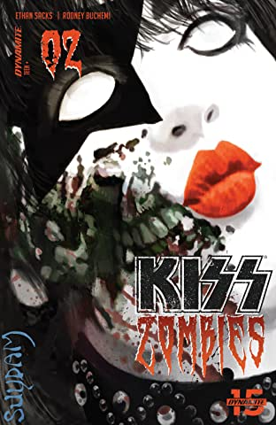 Kiss: Zombies No.2