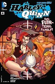 Harley Quinn (2013-2016) #4