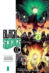 Black Science Premiere Vol. 3: A Brief Moment of Clarity