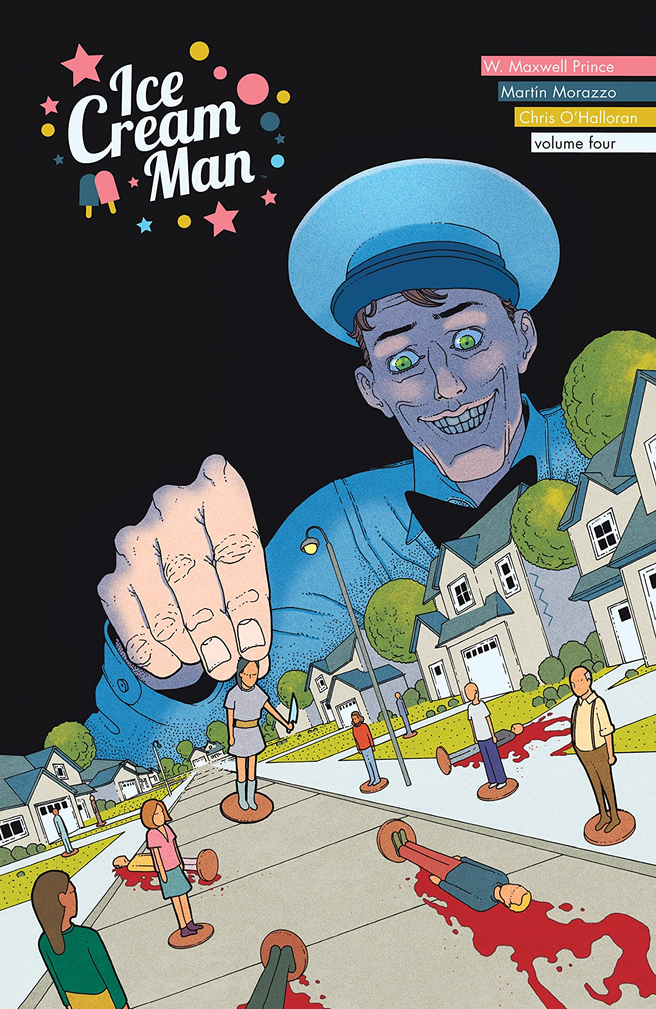 Ice Cream Man Tome 4: Tiny Lives