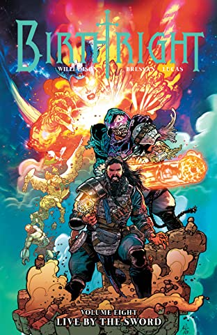 Birthright Tome 8: Live By The Sword