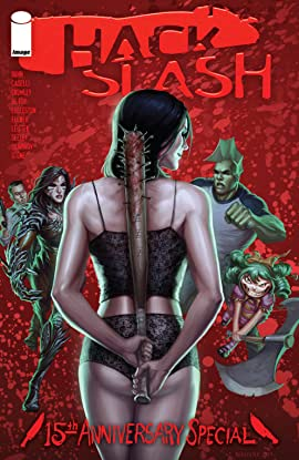 Hack/Slash (2011-2013) 15th Anniversary