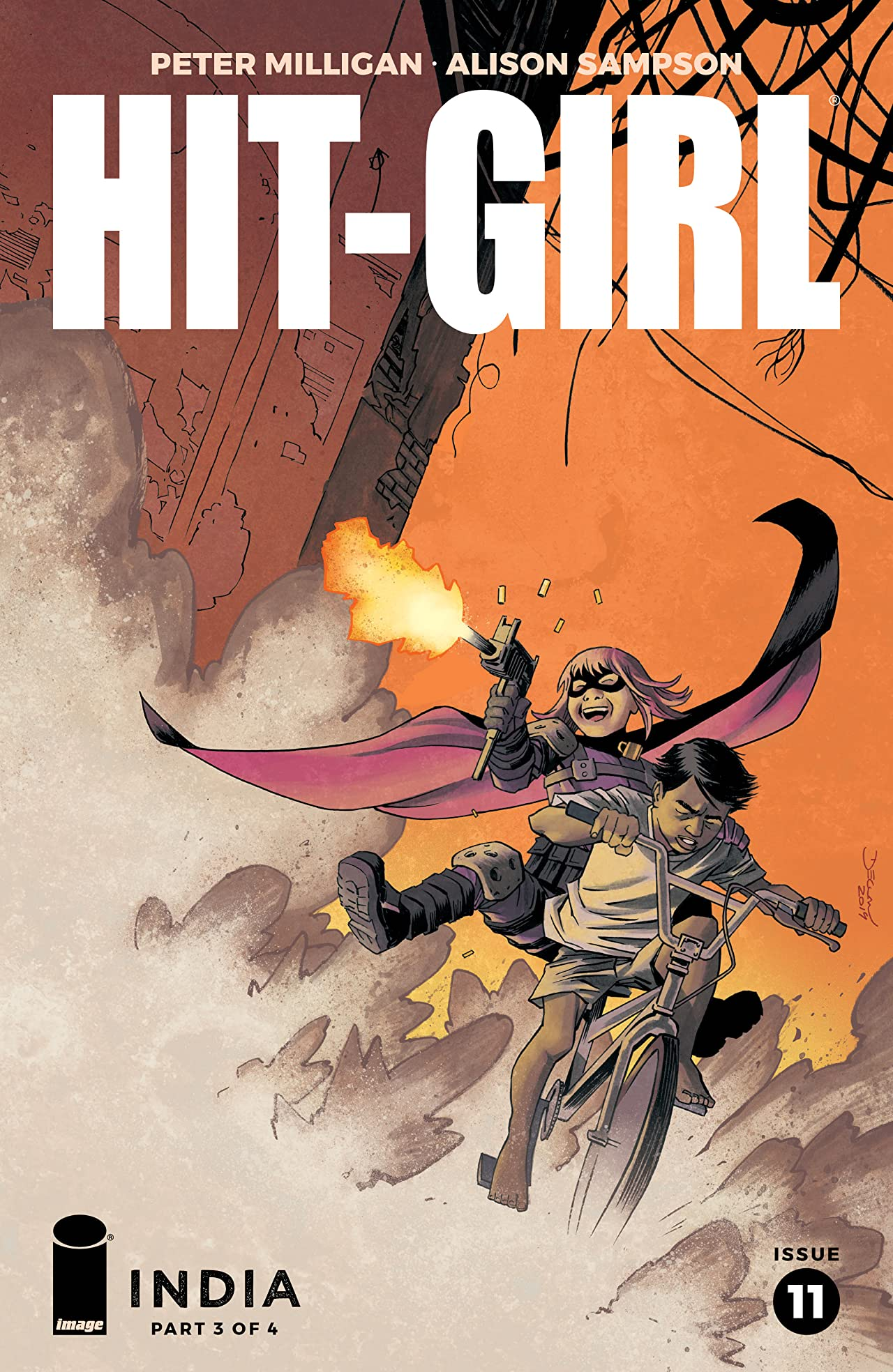 Hit-Girl Season Two No.11