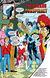 The New Teen Titans (1984-1996) #44