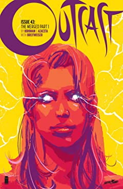 Outcast by Kirkman & Azaceta #43