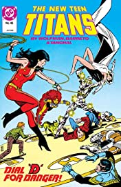 The New Teen Titans (1984-1996) #45
