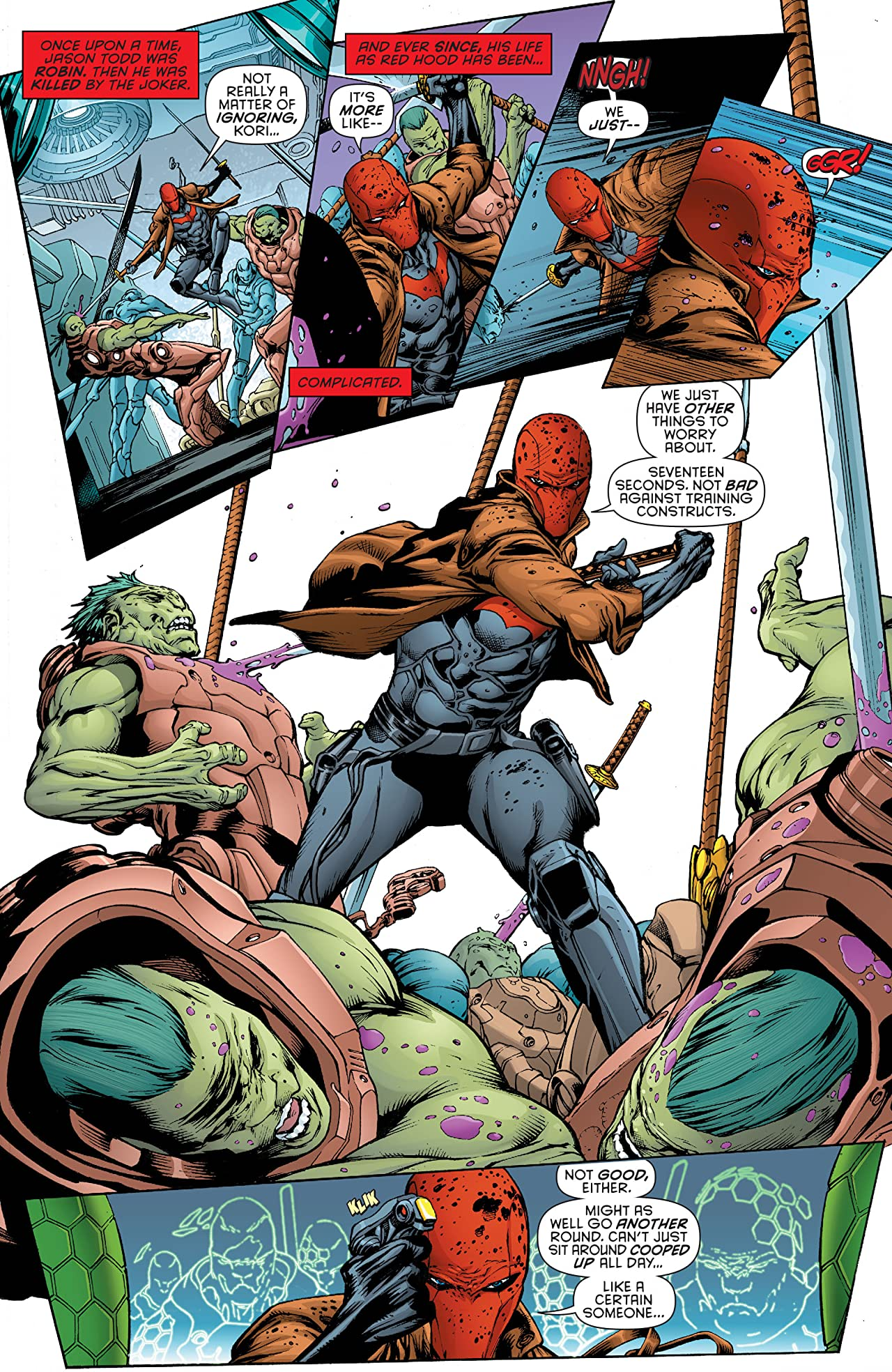 Red Hood and the Outlaws (2011-2015) #29