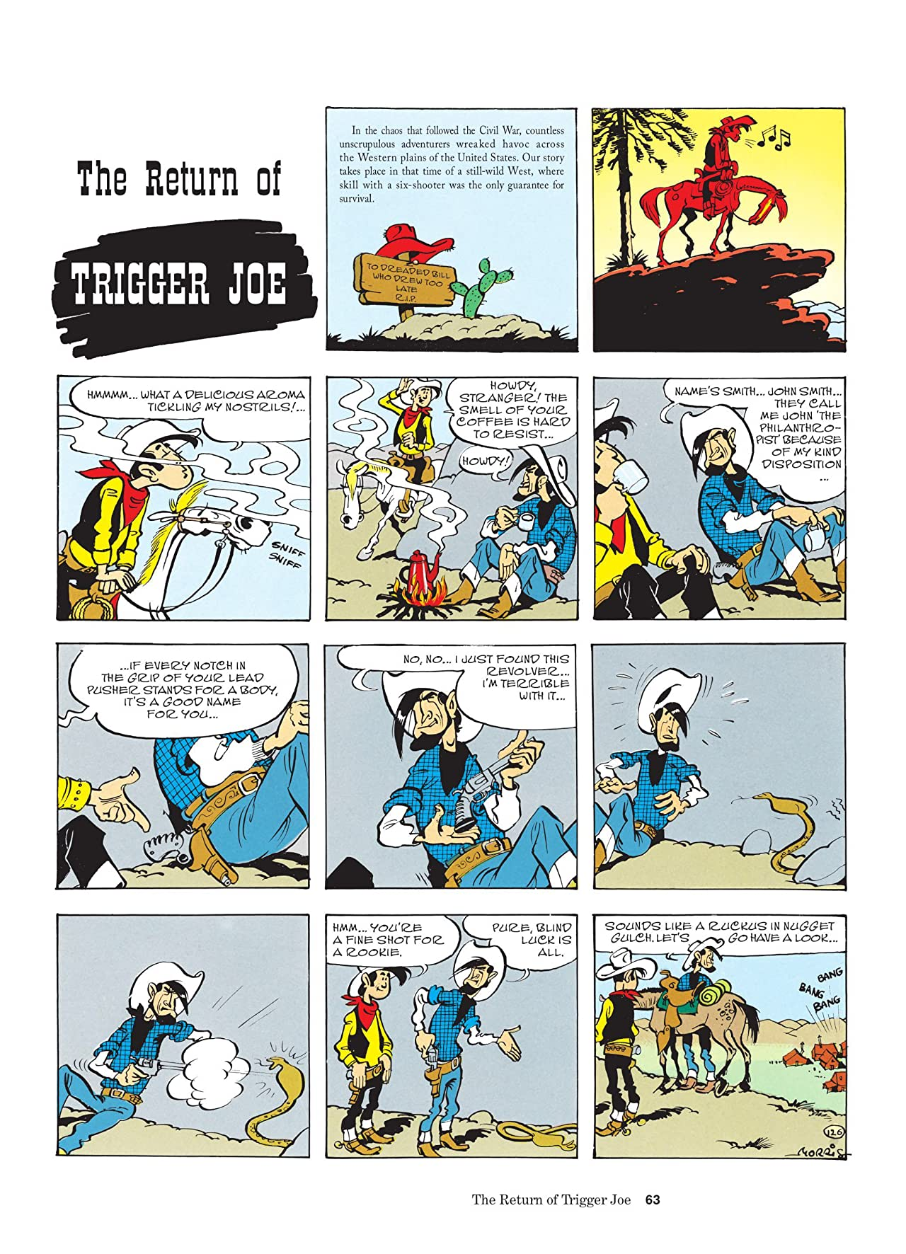 Lucky Luke - The Complete Collection Vol. 2