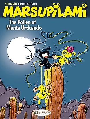 The Marsupilami Tome 4: The Pollen of Monte Urticando