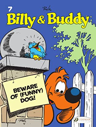 Billy & Buddy Tome 7: Beware of (Funny) Dog!