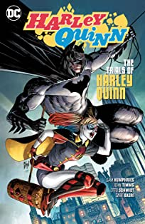 Harley Quinn (2016-) Tome 3: The Trials of Harley Quinn