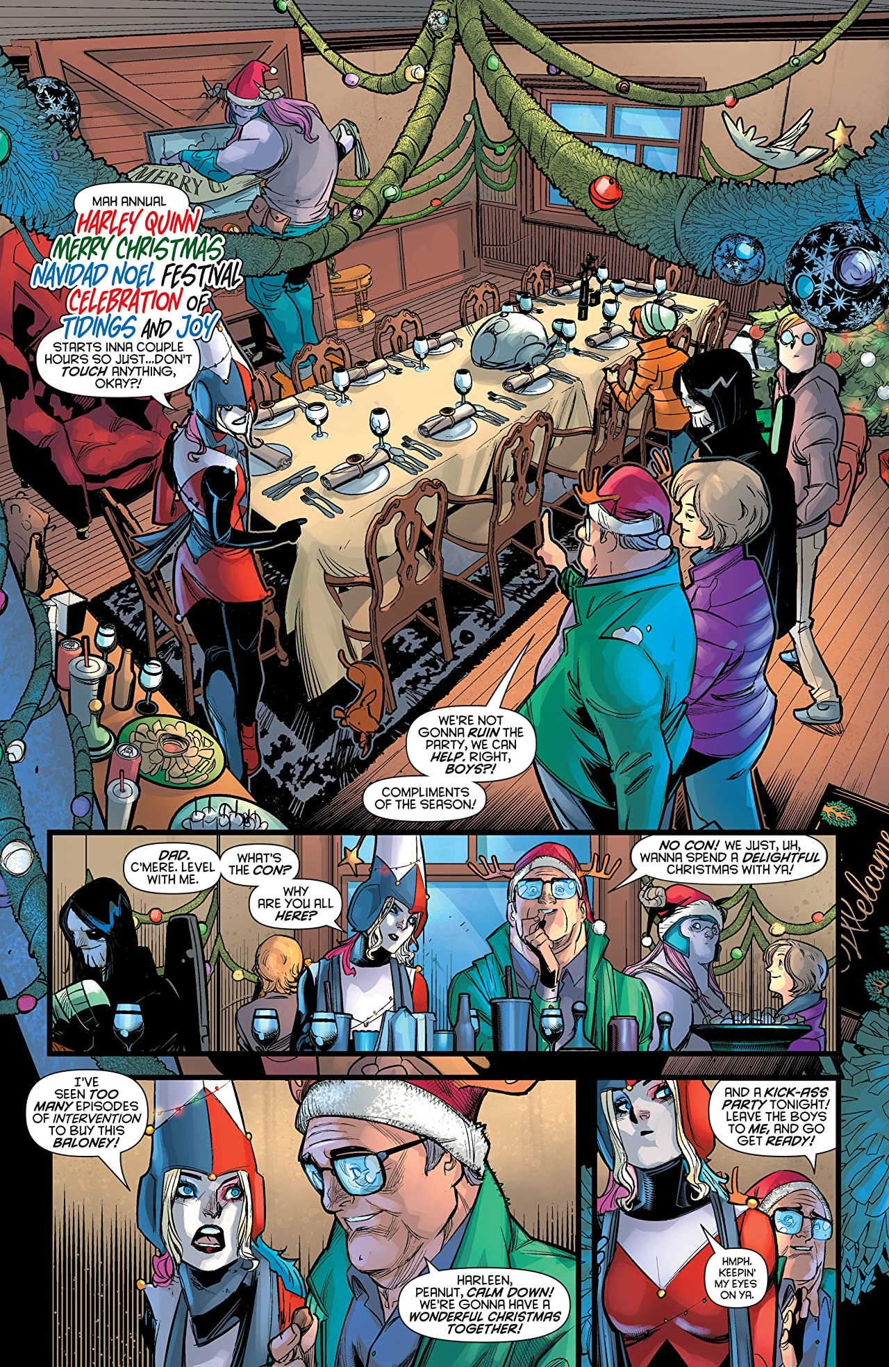 Harley Quinn (2016-) Vol. 3: The Trials of Harley Quinn