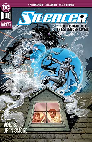 The Silencer (2018-2019) Tome 3: Up in Smoke