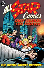 All Star Comics: Only Legends Live Forever