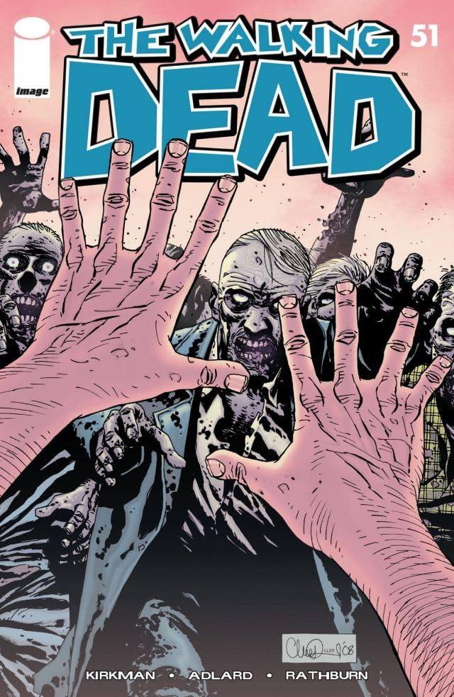 The Walking Dead #51