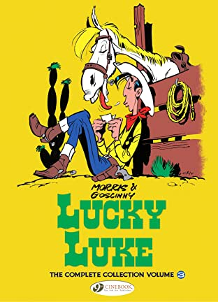 Lucky Luke - The Complete Collection Tome 3