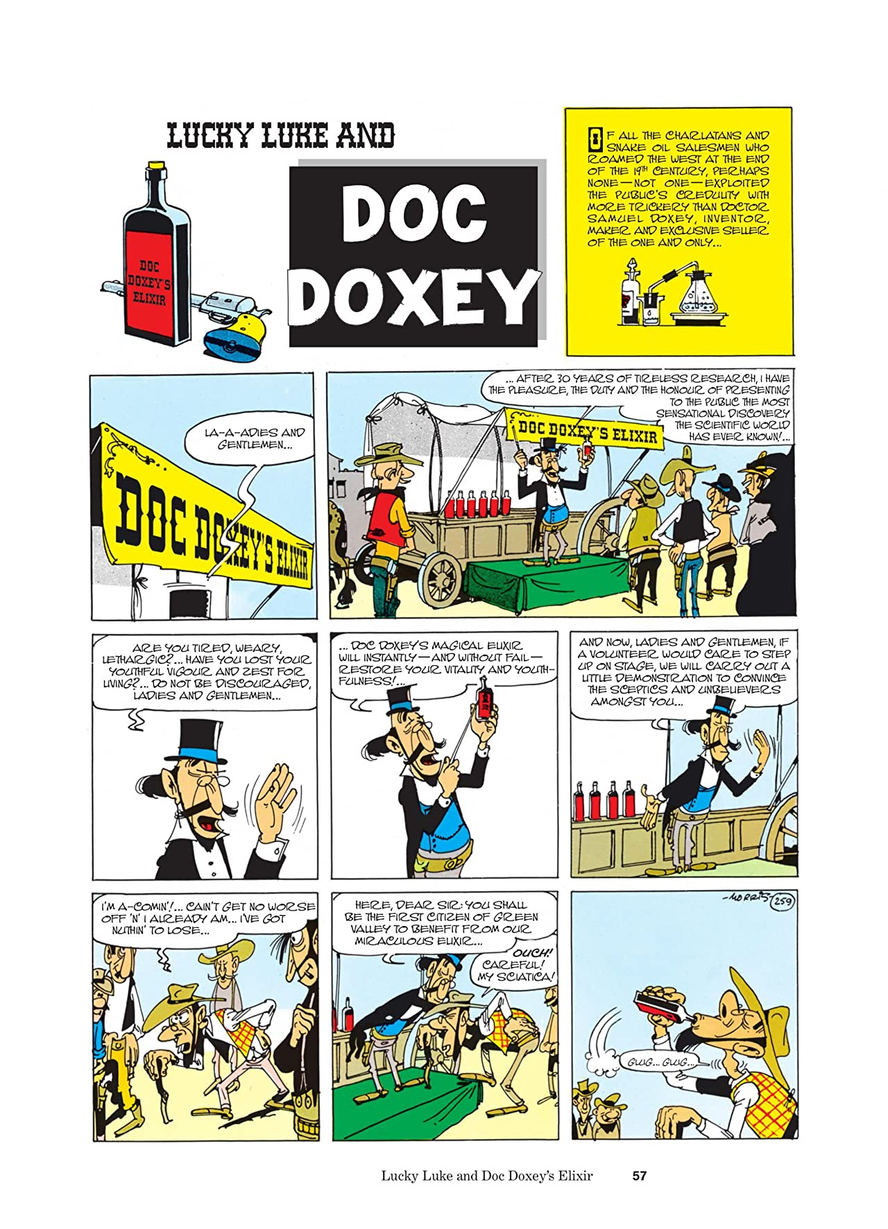 Lucky Luke - The Complete Collection Vol. 3