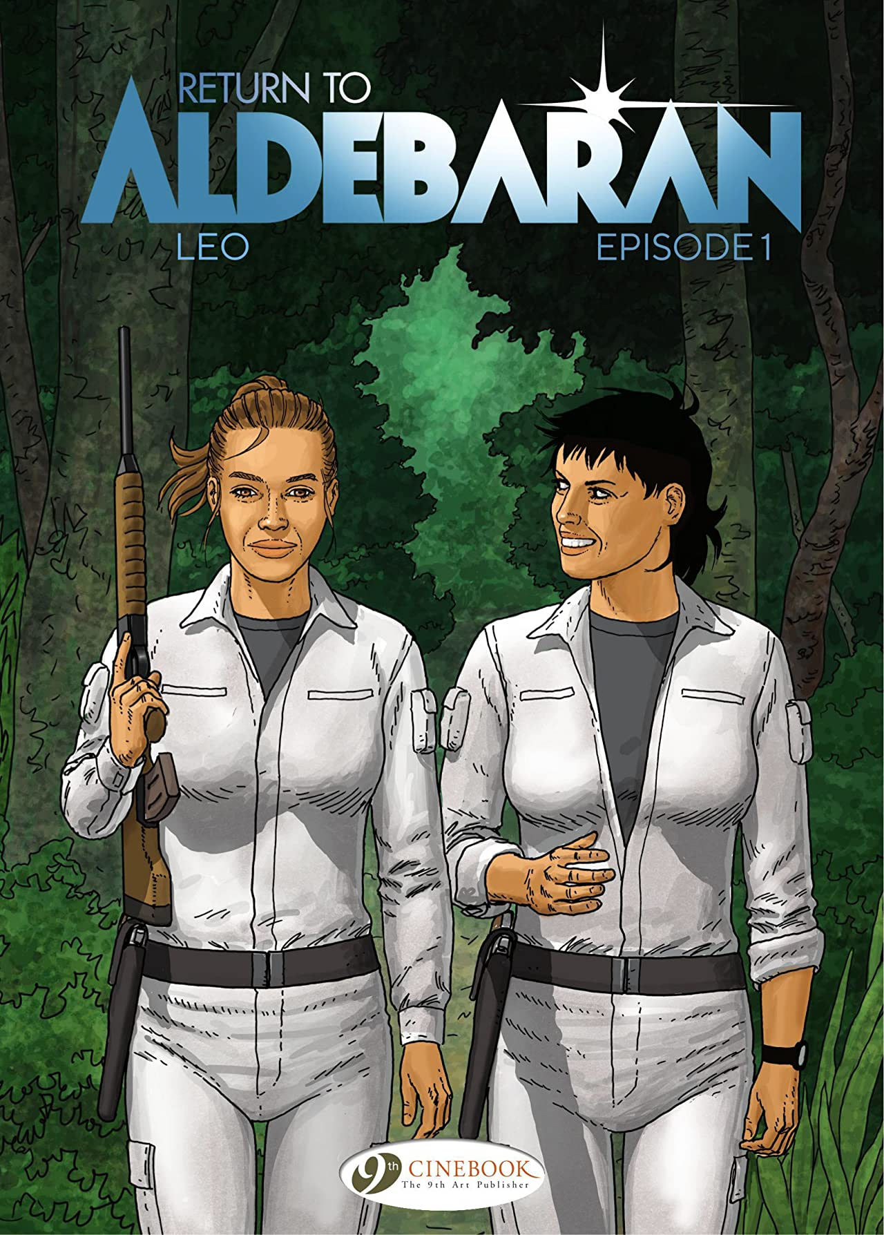 Return to Aldebaran: Episode 1