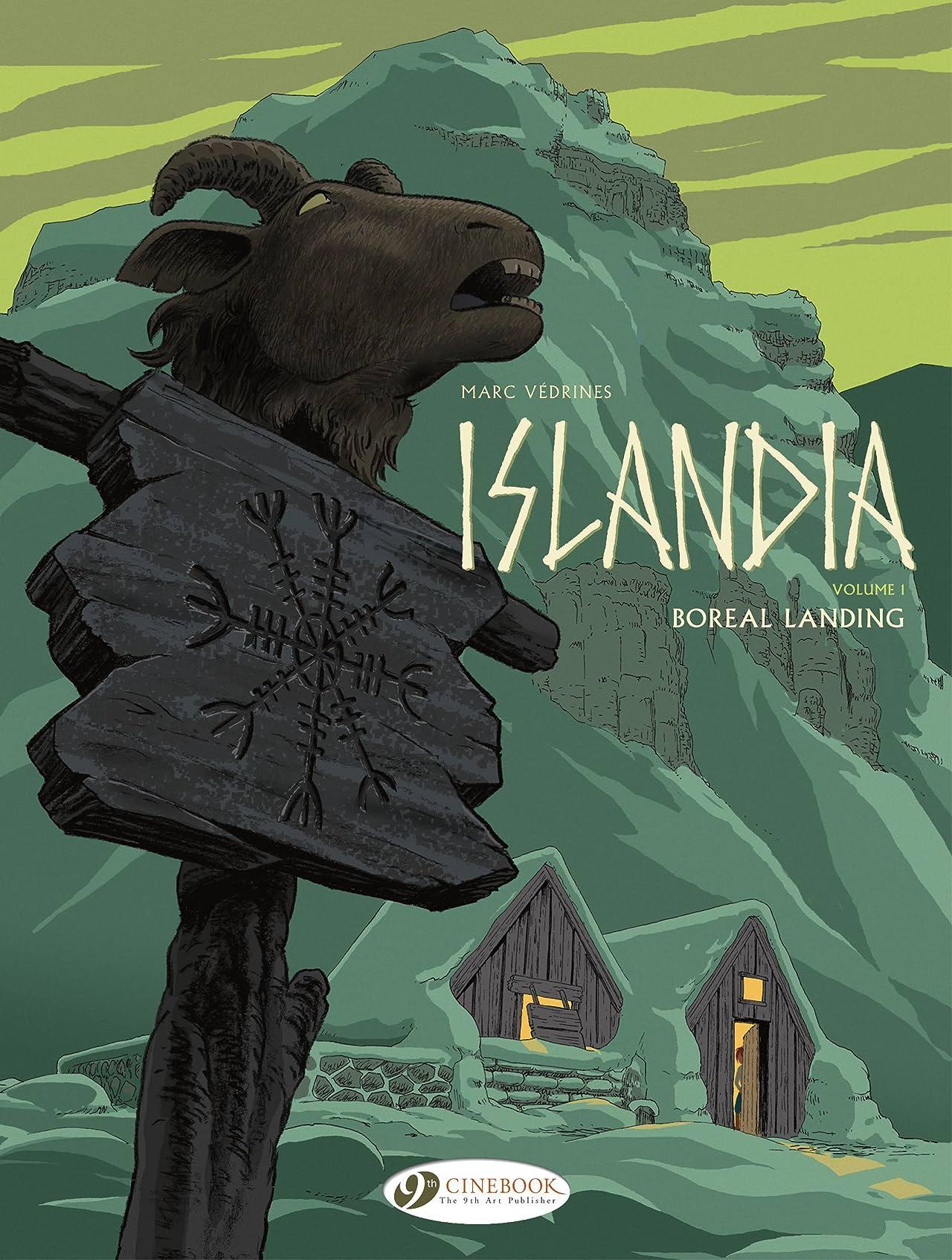 Islandia - Boreal Landing