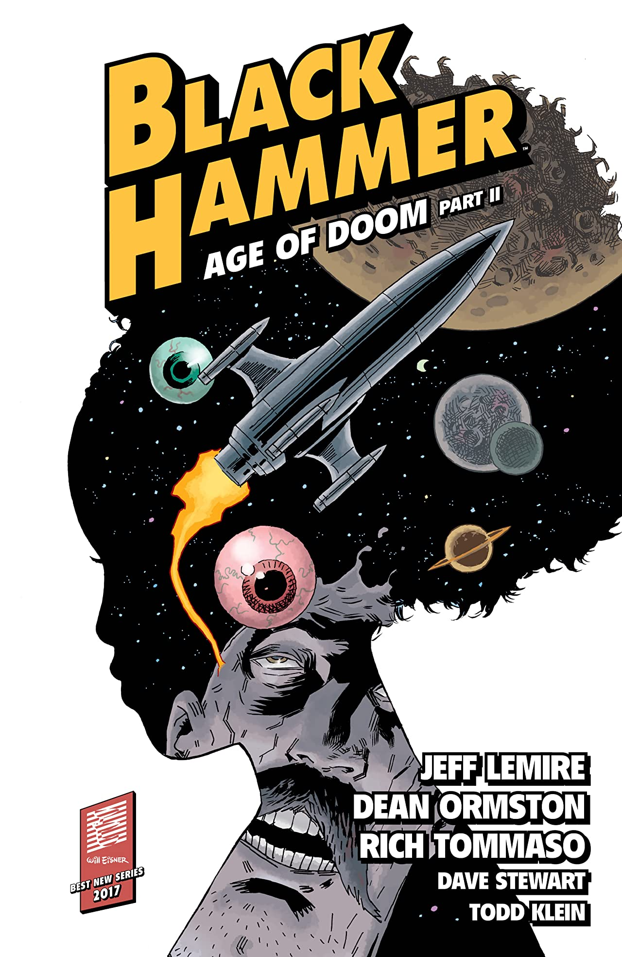 Black Hammer Tome 4: Age of Doom Part Two