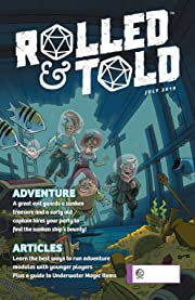 Rolled & Told #11