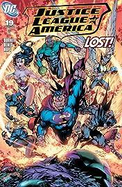 Justice League of America (2006-2011) #19